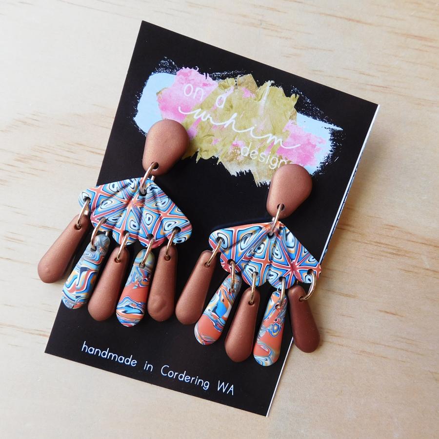 Aztec Treasure - Dangles