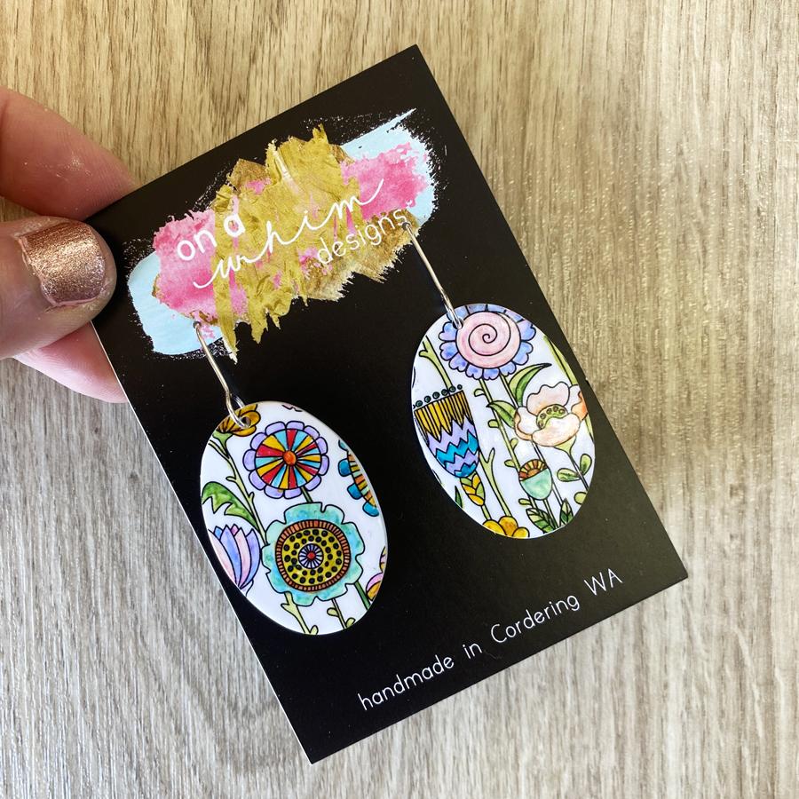 JENNI Range - Floral Whimsy