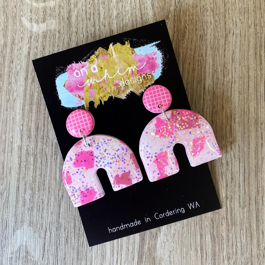 KATY Range - Glitter Pink
